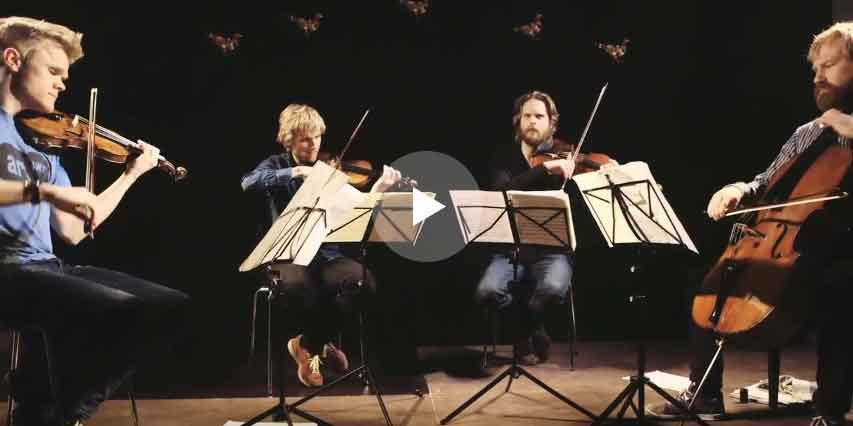 String Quartet trailer